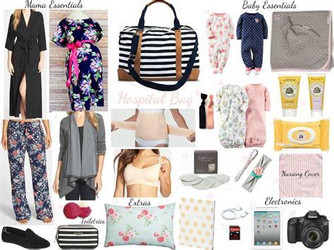 hospital bag for elective c section oltre 1000 idee su borsa ospedale mamma su pinterest