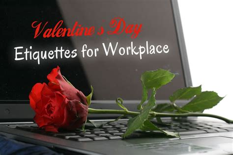 ideas for valentines day at work valentines day etiquette for workplace jobcluster