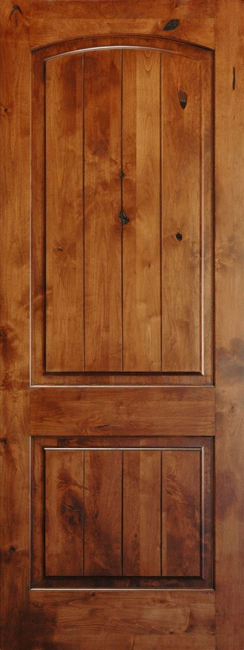 How To Stain An Interior Door Panel Doors Stains The Doors And Pine