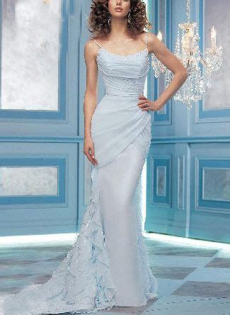baby blue dresses for wedding best 25 baby blue wedding dresses ideas on