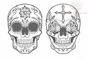 Pics photos mexican sugar skull tattoo mexican sugar skull tattoo