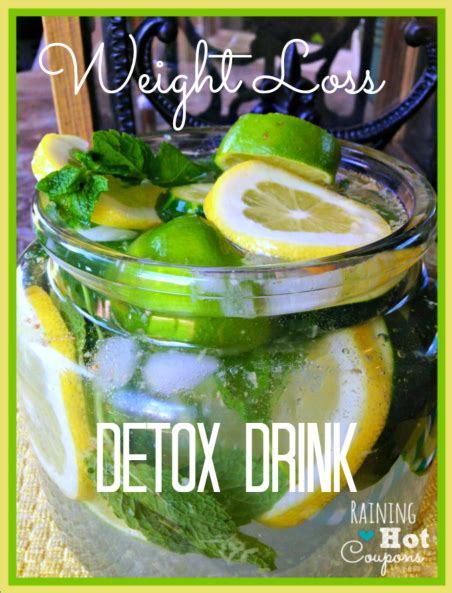 Detox Drink Recipe by Detox Water Recipes For Weight Loss Lose Weight Tips