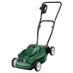 electric lawn mowers at home depot black decker 18 in 6 5 corded electric lawn mower