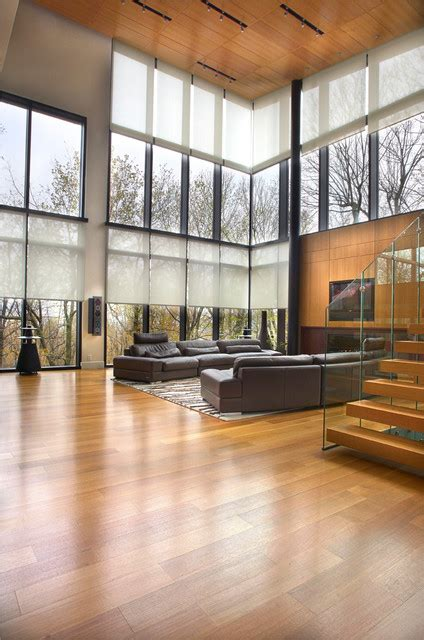 modern cool modern living room montreal by bruno modern cool modern living room montreal by