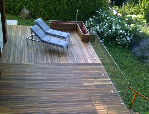scala da giardino scala in legno per giardino