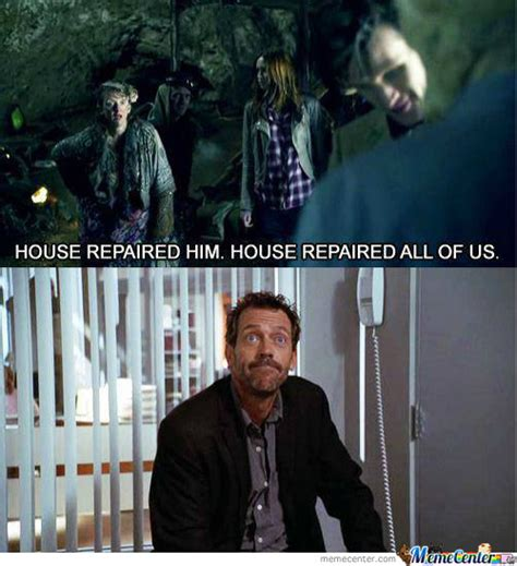 what kind of doctor is house doctor house by recyclebin meme center