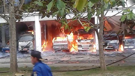 Ace Max Di Gorontalo kebakaran rs aloe saboe di gorontalo