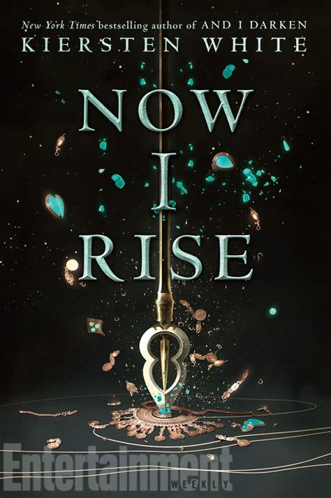 see cover and read excerpt for now i rise by kiersten white the fandom