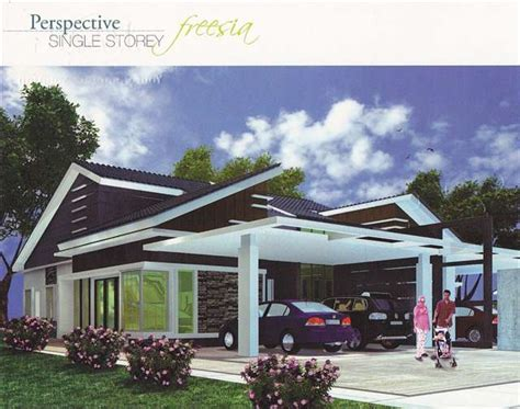 Design My House single storey semi d