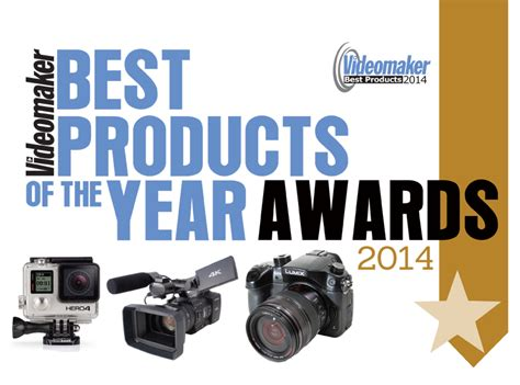 best new year goodies 2014 best products of the year 2014 videomaker