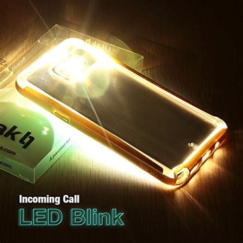 Samsung Galaxy Note 5 Silver Transformer Flash Bumper I Berkualitas galaxy note 5 ulak lumenair incoming call flash