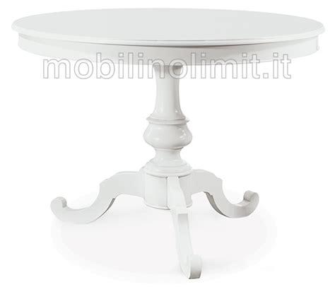 tavolo tondo bianco tavolo rotondo bianco shopping acquea