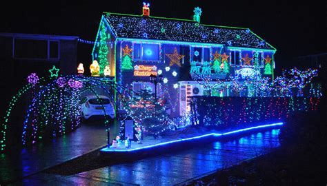 Your Christmas Lights In Pictures Mirror Online Lights Display 2014