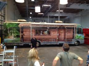 log cabin trailer cottage check out log cabin trailer wrap at gator wraps if you re