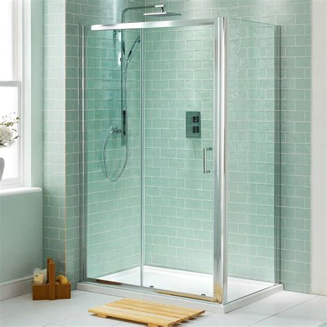 Glass Doors Kitchen Cabinets by Bath Shower Heart Of The Home