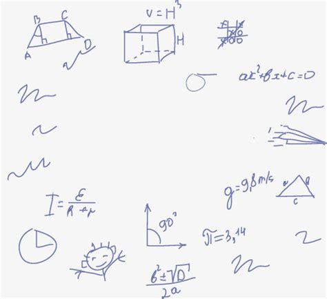 imagenes de vectores matematicas vector fondo de matematicas f 243 rmula matem 225 tica creative
