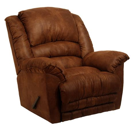 catnapper massage recliner catnapper revolver chaise rocker recliner with heat and