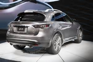Nissan Infinity 2017 Infiniti Qx70 Limited Specs Interior Redesign