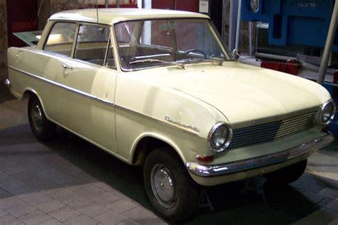 1963 Opel Kadett by Opel Kadett Coupe 1000 1963