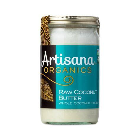 Organic Cocnut Detox After Flu Vaccine by 14 Oz Organic Vegan Coconut Butter By Artisana