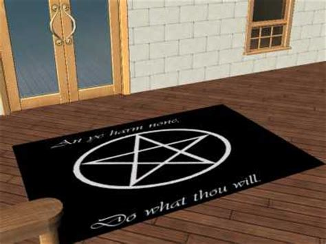 wiccan rug mod the sims pagan rugs set of three 4 in my pagan