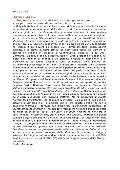 di commercio italiana in olanda news ccib 26 01 2016 by di commercio italiana in