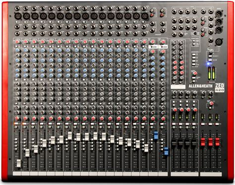 Mixer Allen Heath Zed 16 allen heath zed 420 vintage king audio