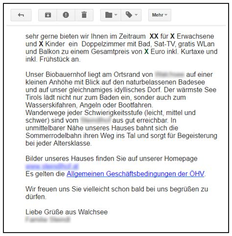 Angebot E Mail Muster anfragen bearbeiten angebot erstellen ecoach