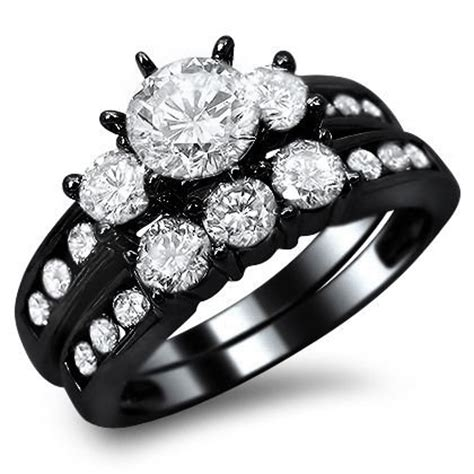 Smart Sw05 Black Ring Gold tips on how to shop for the best black gold rings black