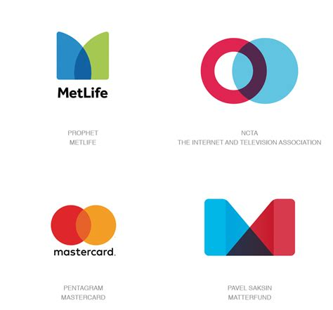 Logo Color Trends 2017 | 2017 top best logo designs trends inspirational