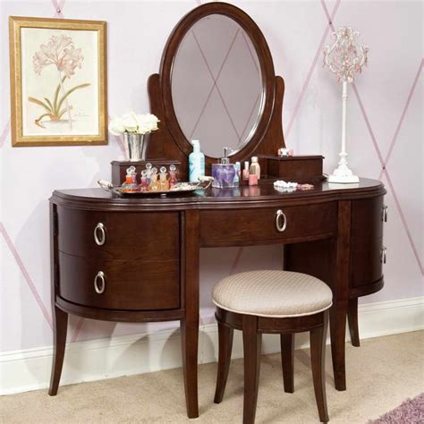 Vanity Table Chairs by Cabinet Shelving Vanity Sets For With