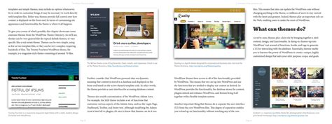 wordpress templates for books wordpress themes in depth perishable press books