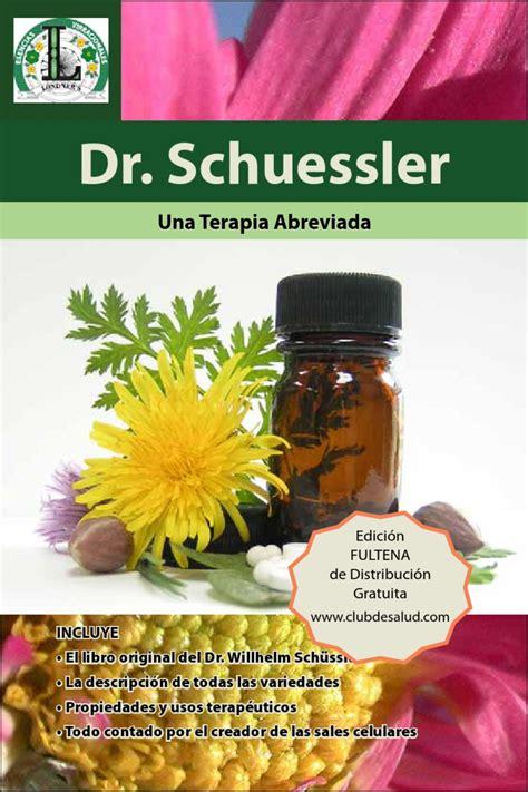 sales de sch ssler para adelgazar las sales de schuessler por el dr sch 252 ssler by eduardo