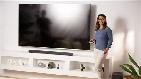 sofie explores the samsung 82 quot nu8000 premium uhd tv