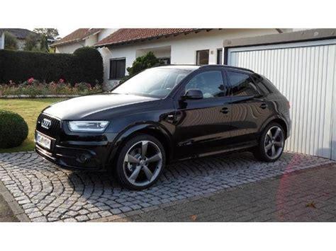 Gebraucht Audi Q3 by Audi Q3 Schwarz Metallic Gebraucht