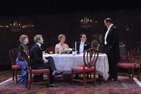 Noah Dining Room Set by Theatre Review An Inspector Calls At Everyman Theatre
