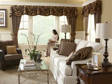 formal living room drapes custom window treatments in lynn richmond in