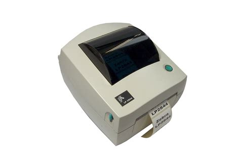 Ac Mobil Zebra zebra 2844 20320 0001 lp2844 thermal label printer no ac