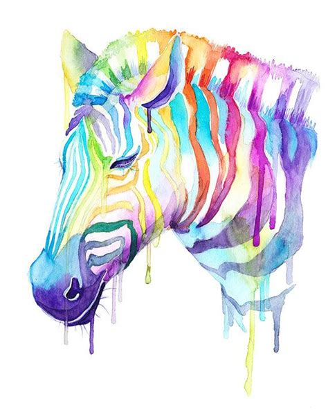 watercolor tattoo zebra best 25 zebra tattoos ideas on zebra drawing
