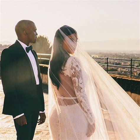 35 of the best celebrity wedding dresses   wedding   Kanye
