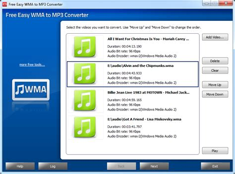 format audio wma wma to mp3 converter software