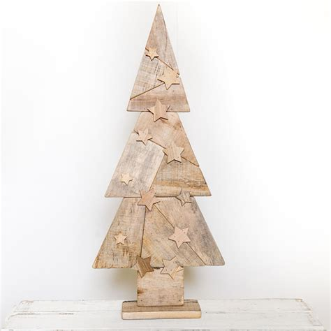 wooden tree satchville gift co shop display