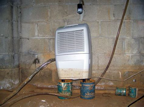 selecting a crawl space dehumidifier for your