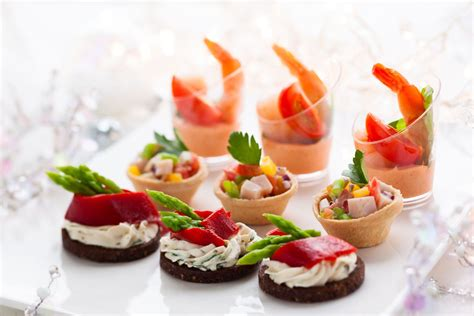 wadenhoe christmas party food ideas
