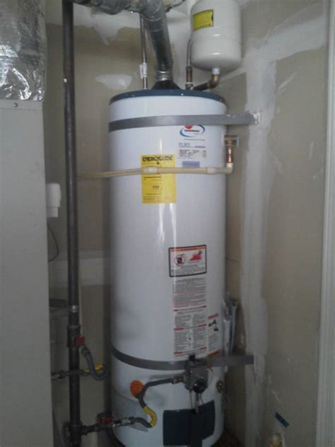 is your water heater earthquake ready maple valley plumbing