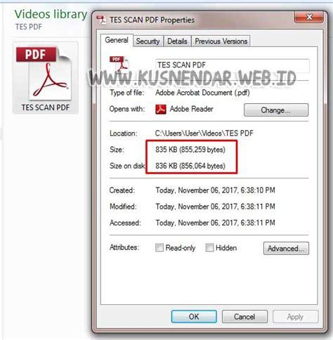 compress pdf dibawah 300 kb cara kompres file pdf cpns 300 kb dijamin berhasil saat