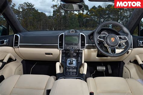 porsche cayenne 2016 interior 2016 porsche cayenne turbo s review