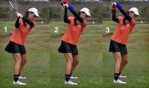 pronation golf swing gary woodland early supination newton golf institute