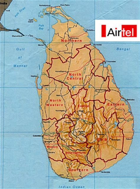 mobile bharti bharti airtel to provide mobile services in sri lanka
