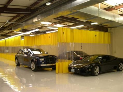 auto body curtains body shop curtains curtain walls auto body curtains